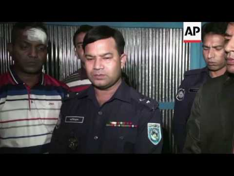 Sufi leader shot, hacked to death in Bangladesh
