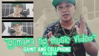 Download lagu PAANO GUMAWA NG MUSIC VIDEO GAMIT ANG CELL PHONE | VLOG