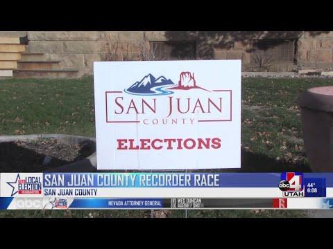 San Juan County Elections