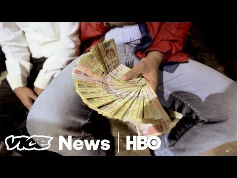 India's Cash Crisis: VICE News Tonight on HBO (Full Segment)