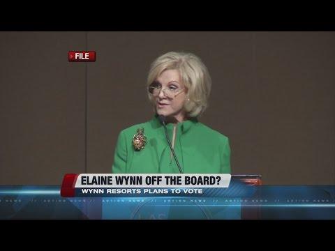 Wynn Resorts wants Steve Wynn's ex-wife off board
