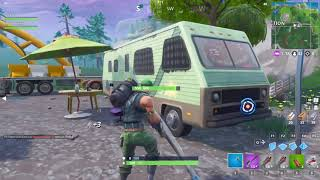 Fortnite Gameplay HUNT FOR RESOURCES. TC Blox YTC