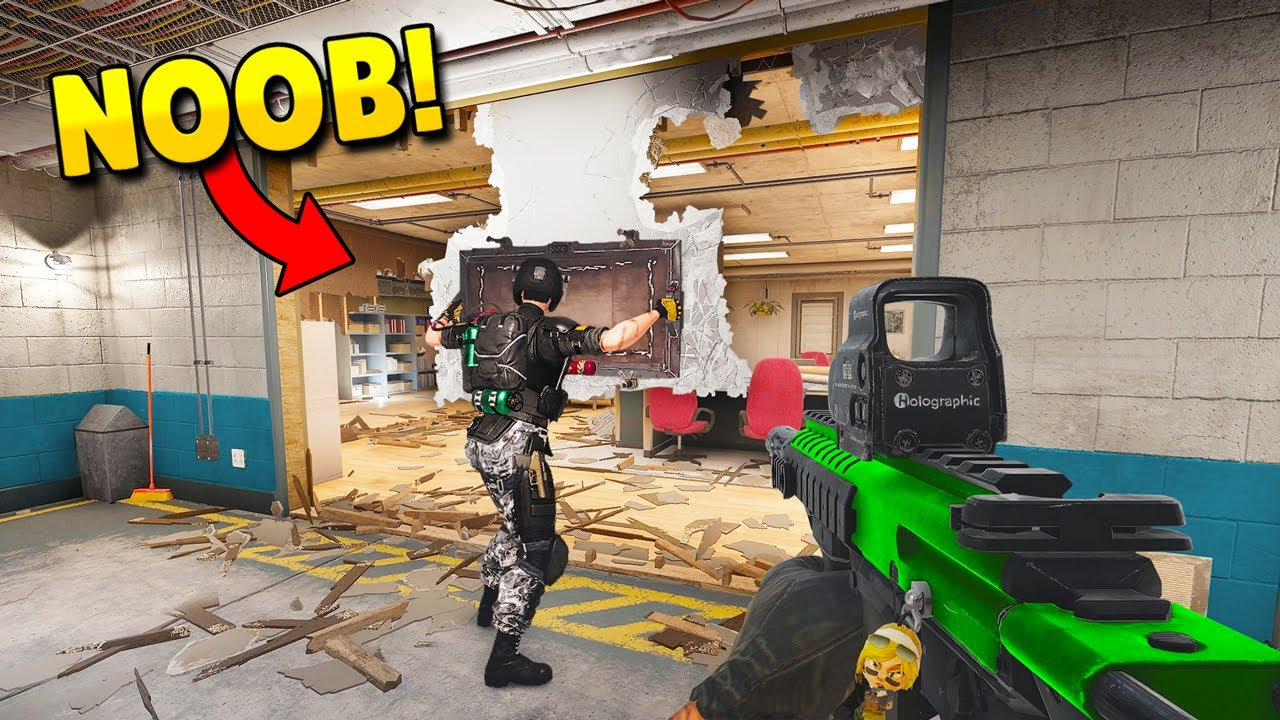 RAINBOW SIX SIEGE FAILS: #102 (Rainbow Six Siege Random Moments) thumbnail
