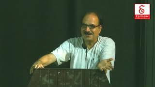 Dr. Agnishekhar, Convenor, Panun Kashmir speaking on one day National Convention.