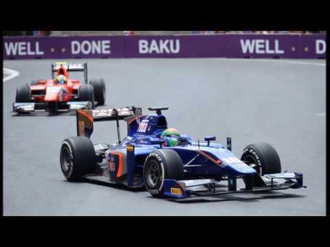 Bakı Formula-1-in iki günü - FOTOLARDA