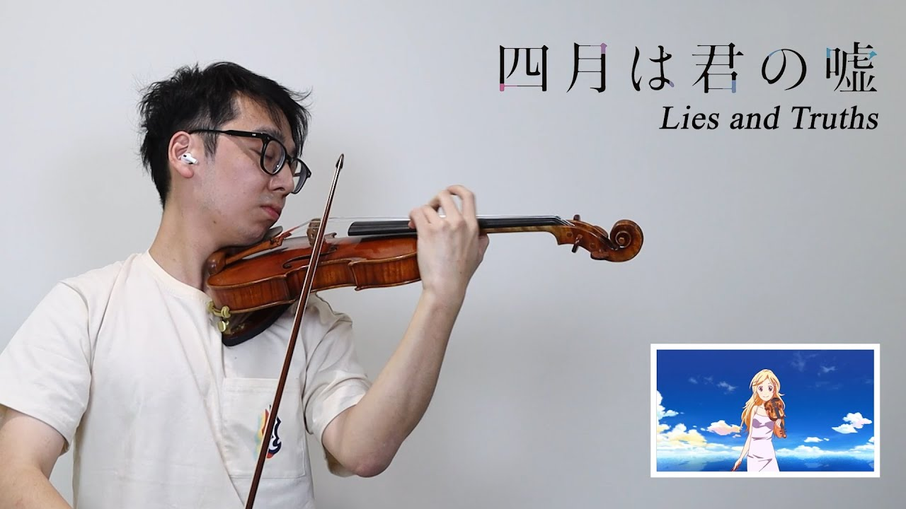 9 Epic Anime Violin Melodies