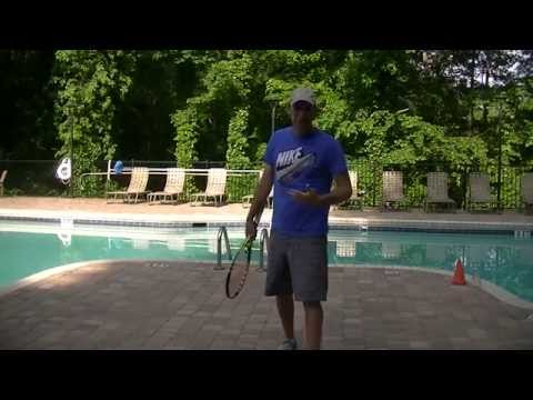 Rafa Nadal Buggy Whip Forehand Mastery Workout