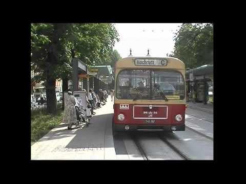 Innsbruck IVB 101 Innsbrucker Verkehrsbetriebe Im Juli 1996