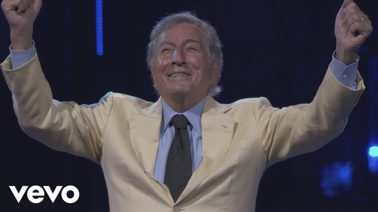Tony Bennett - Fly Me to the Moon (Live from iTunes Festival, London, 2014)