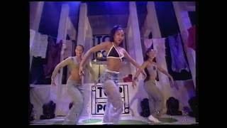 Alice Deejay - Better Off Alone - LIVE TOTP 1999