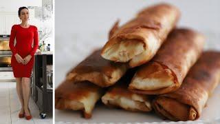 Роллы из Лаваша с Сыром Плотный Вкусный Завтрак Рецепт от Эгине Heghineh Cooking Show in Rus