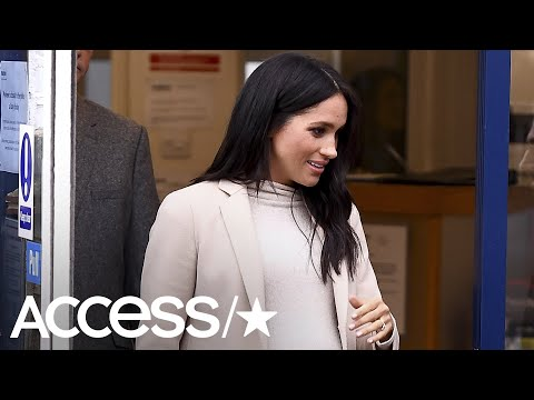Pregnant Meghan Markle Called A 'Fat Lady' At Charity Outing