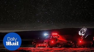 Nissan Navara Dark Sky gives astronomers access to prime locations thumbnail