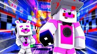 Helpy Pranks Funtime Freddy ?! | Minecraft FNAF Roleplay
