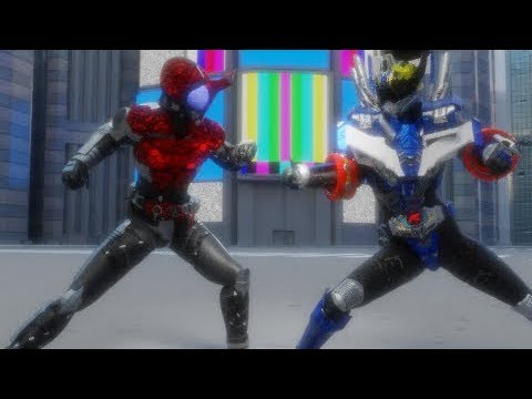 Round 2 Drive(Type Formula) vs Kabuto (Kamen Rider Drive vs Kamen Rider  Kabuto) | TokuTaisen Ep 03