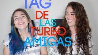 TAG DE LAS TURBO AMIGAS (DANIE IBAÑEZ) - NATH CAMPOS