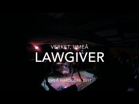 LAWGIVER - FULL SET AT VERKET