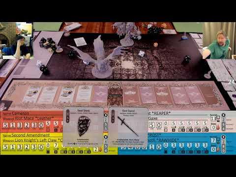 Hero Settlement #2.1 Part 54 - Phoenix Level 1 - Kingdom Death Monster