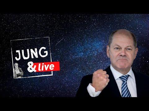 Vizekanzler & Finanzminister Olaf Scholz (SPD) - Jung & Live #7