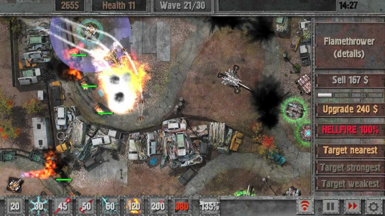 Defense Zone 2 - Trailer 1080p