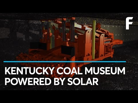Kentucky Coal Museum Switches to Solar Power