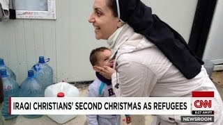 Iraqi Christians celebrate Christmas after fleeing ISIS