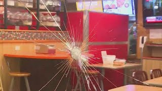 Windows smashed as vandals march in Portland; 2 arrested