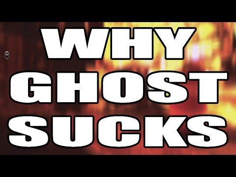 WHY GHOST SUCKS!