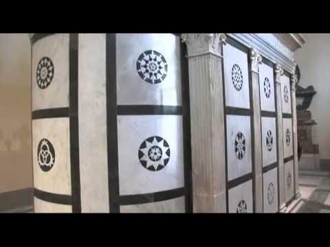 Torna visibile il Tempietto del Santo Sepolcro, il capolavoro di Leon Battista Alberti