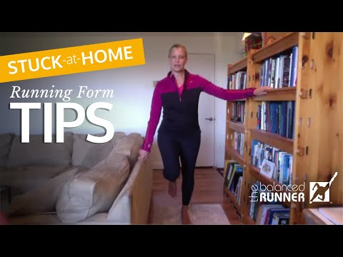 The Biggest Running Push Off Mistake | Stuck-at-Home Running Form Tip #56