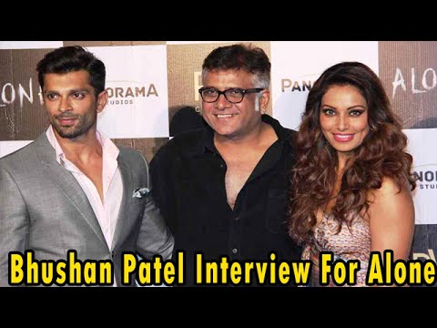 Alone || Exclusive Interview || Bhushan Patel Reveals Movie's Plot Mp3