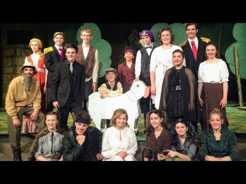 Into the Woods -- May, 2016 -- Calvin Christian High School