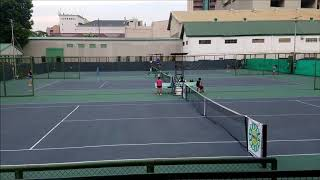 Anna Rizal Memorial 12u round 1, Part I