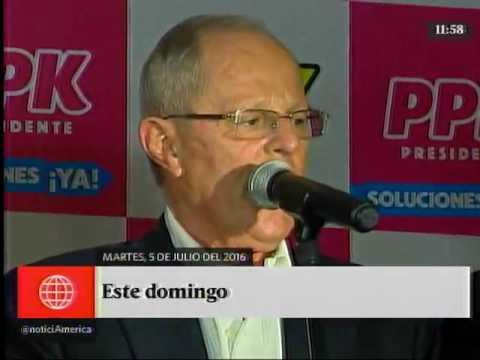 América Noticias: [TITULARES MEDIODIA 05/07/16]