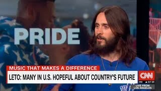 CNN - Thirty Seconds To Mars Explores America In New Album