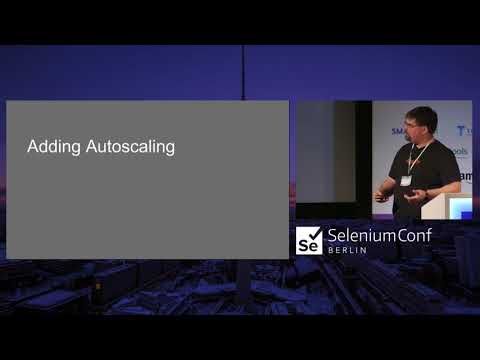Good, Cheap, and Fast, Scaling Your Selenium Grid in the Cloud | Johnathan Constance