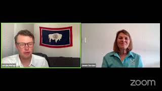Interfaith Conversations w/ Wyoming First Lady Jennie Gordon -