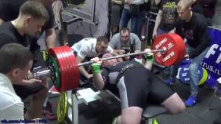 "Турнир по жиму лежа ""Akson bench press fury"" 25 03 2017"