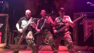 FIREFORCE - Combat Metal - official video