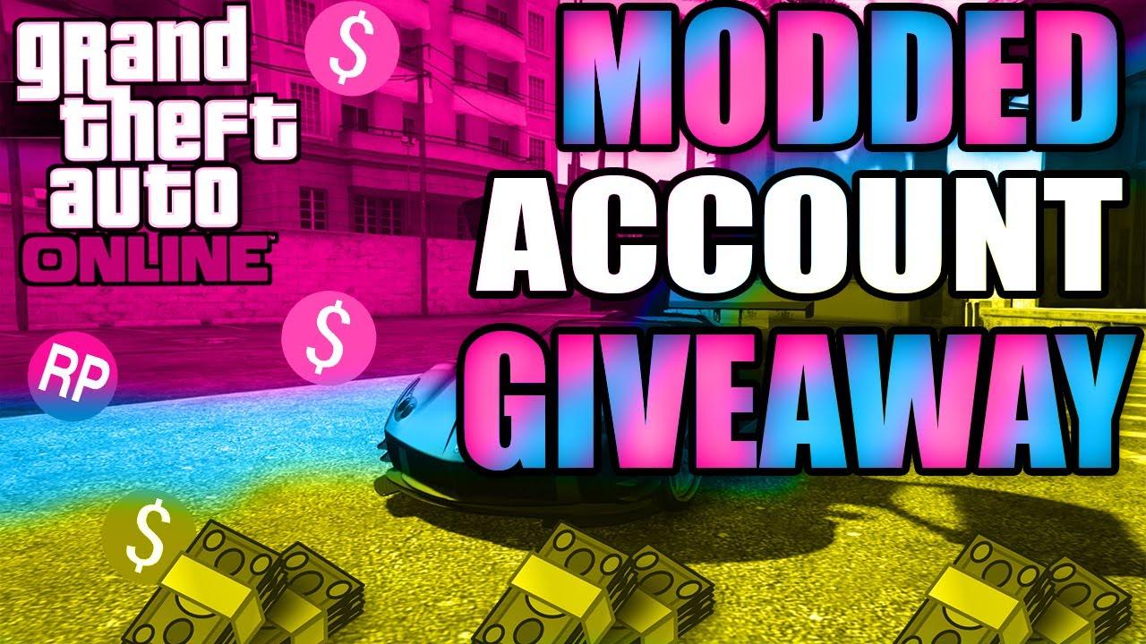 free gta 5 online accounts