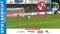 FC Eintracht Norderstedt – VfB Lübeck (14. Spieltag, Regionalliga Nord)