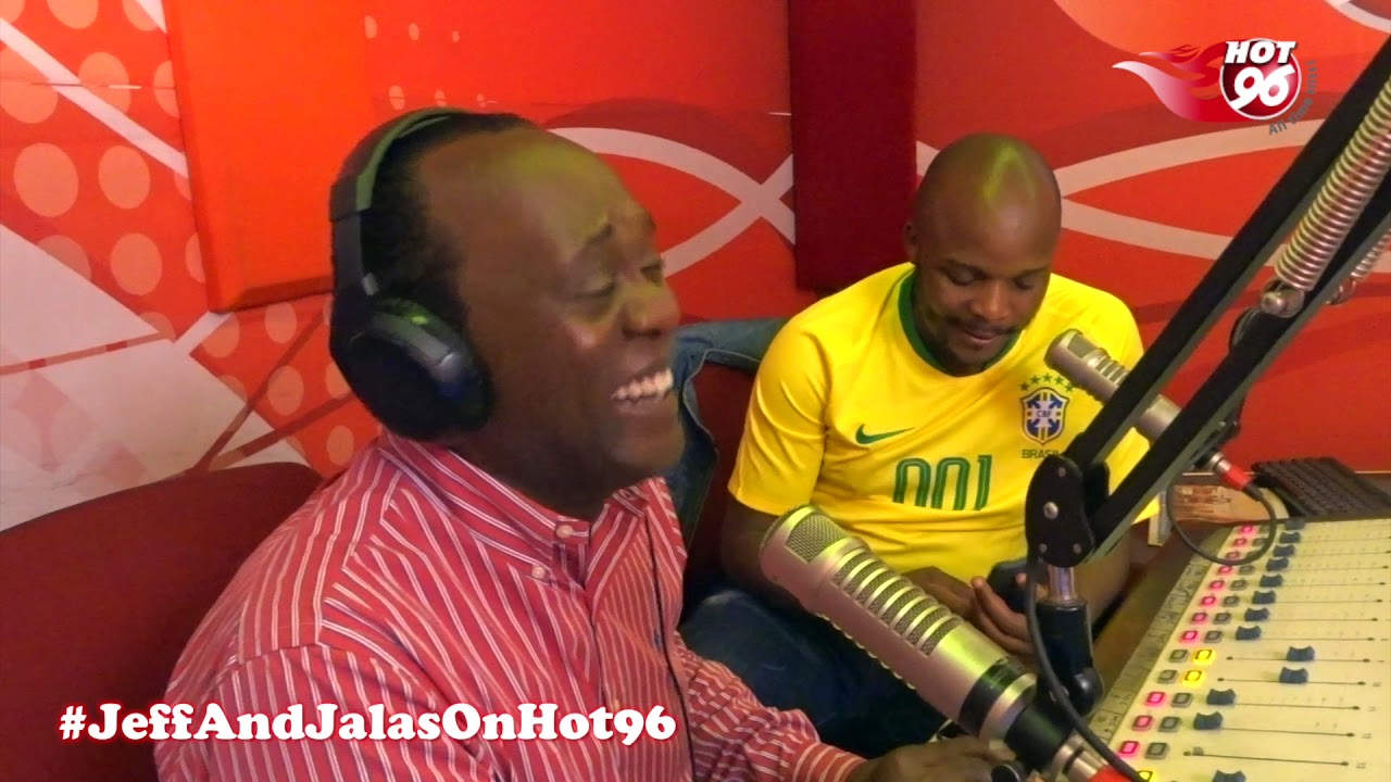 Download Jeff and Jalas dedicate Papa Lolo to Larry Asego