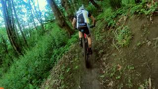 Trail #1 - Tax Payer climb (12 hours of Glenridge course preview 2019)