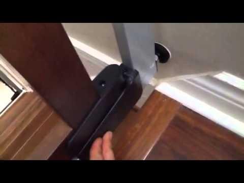 Munchkin Auto Close Designer Gate Youtube