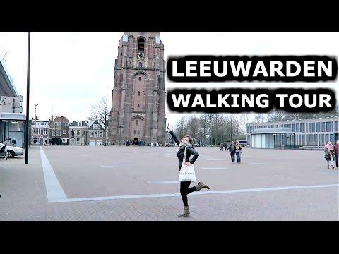 WALKING TOUR LEEUWARDEN | ENTERPRISEME TV