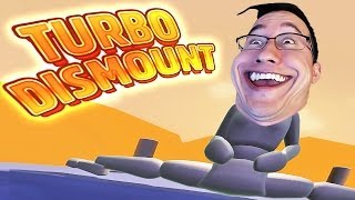 Turbo Dismount #7 | FUNNIEST FACE EVER