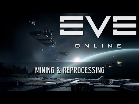EVE Online - Mining & Reprocessing Guide [Hyperion 1.7]