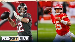 Chiefs vs Buccaneers? Fox Bet Live make their Super Bowl LV predictions | NFL | FOX BET LIVE