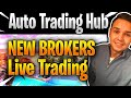 Auto Trading Hub - New Brokers & Live Trading Results ( TRADING HUB ) 📈