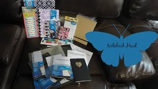 notebook haul featuring iq 360